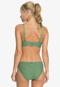 Roxy - LOVE SONG  - Bikinibroekje - vineyard green - 3