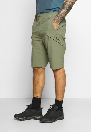 TERREX HIKE  - Sports shorts - green