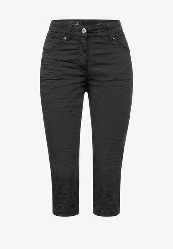 SLIM FIT - Shorts - grau