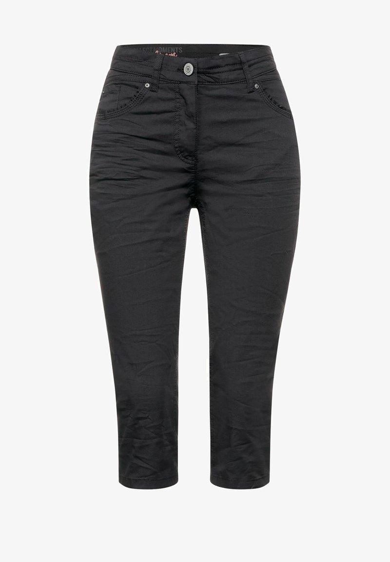 Cecil - SLIM FIT - Shorts - grau