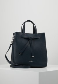 HUGO - VICTORIA DRAWSTRING - Handbag - night blue - 0