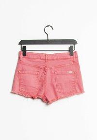 Mango - Jeansshort - pink - 1