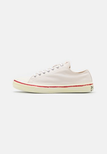 Trainers - ivory/white