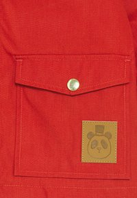 Mini Rodini - PICO JACKET - Waterproof jacket - red - 3