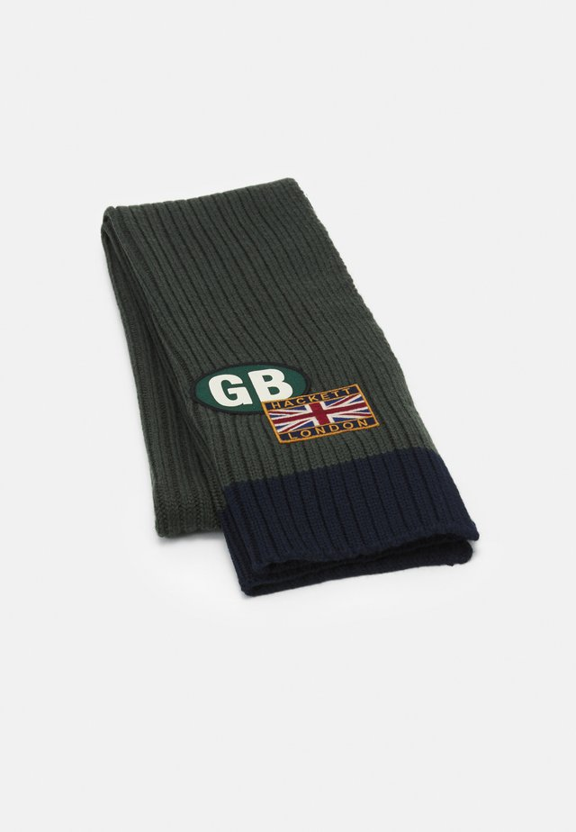 SCARF - Scarf - green/navy