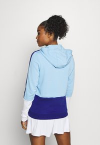 Lacoste Sport - SF2132 - Hoodie - overview/cosmic/white - 2