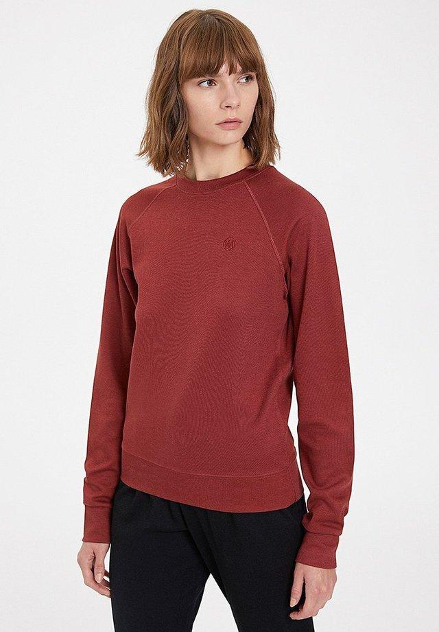Sweatshirt - spiced apple