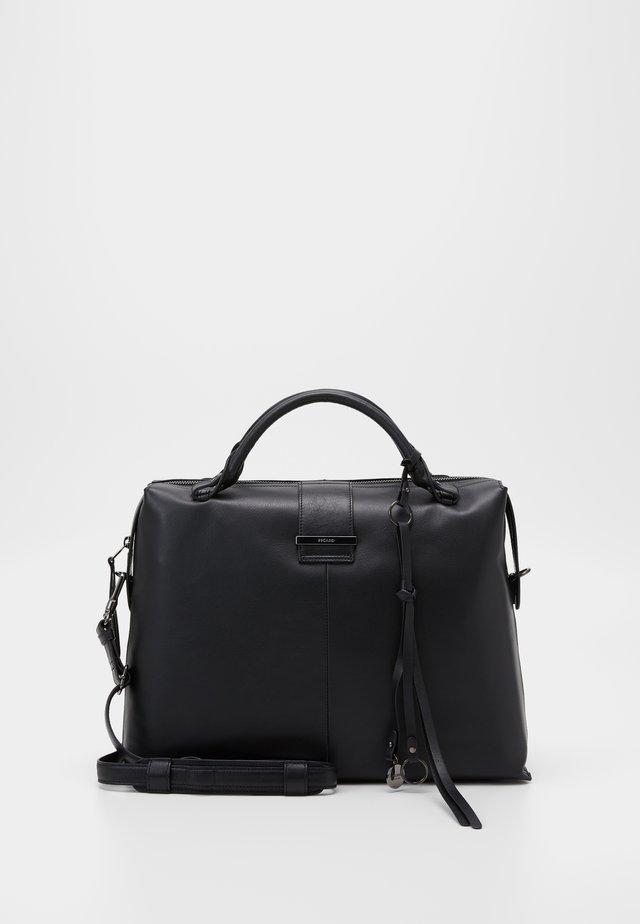 CLOUD - Handbag - schwarz