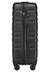 Wittchen - TRAIL STYLE - Wheeled suitcase - black - 2