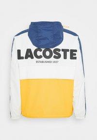 Lacoste LIVE - Veste légère - flour/multi-coloured - 1