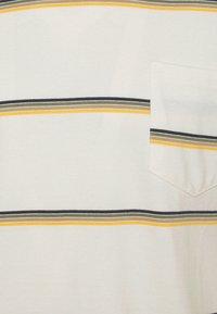 Wood Wood - BOBBY STRIPE - Print T-shirt - offwhite - 5