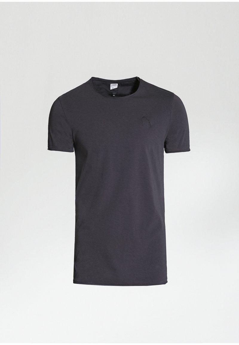 CHASIN' - EXPAND-B - Basic T-shirt - grey