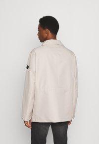 Armani Exchange - CABAN COAT - Winterjas - pure cashmere/black - 3
