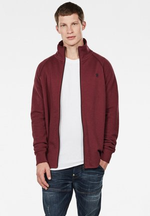 JIRGI - Vest - port red