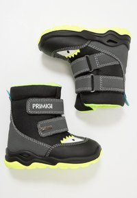 Primigi - Baby shoes - grey/black - 0