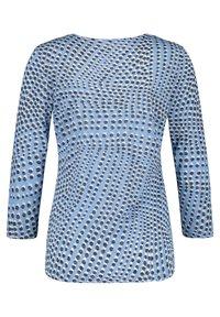Gerry Weber - Long sleeved top - blau druck - 4