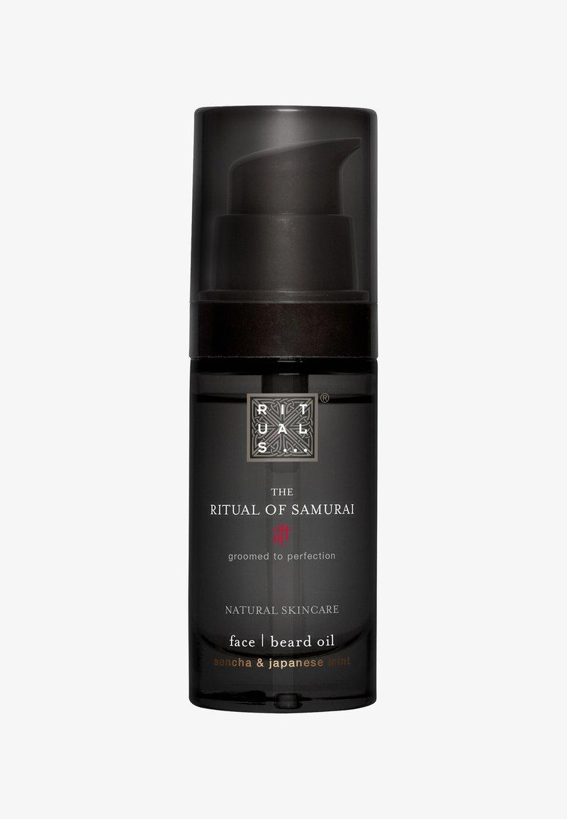 Rituals - THE RITUAL OF SAMURAI BEARD OIL BARTÖL - Beard oil - -