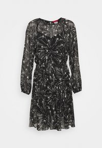 MAX&Co. - RAFIA - Day dress - black - 4