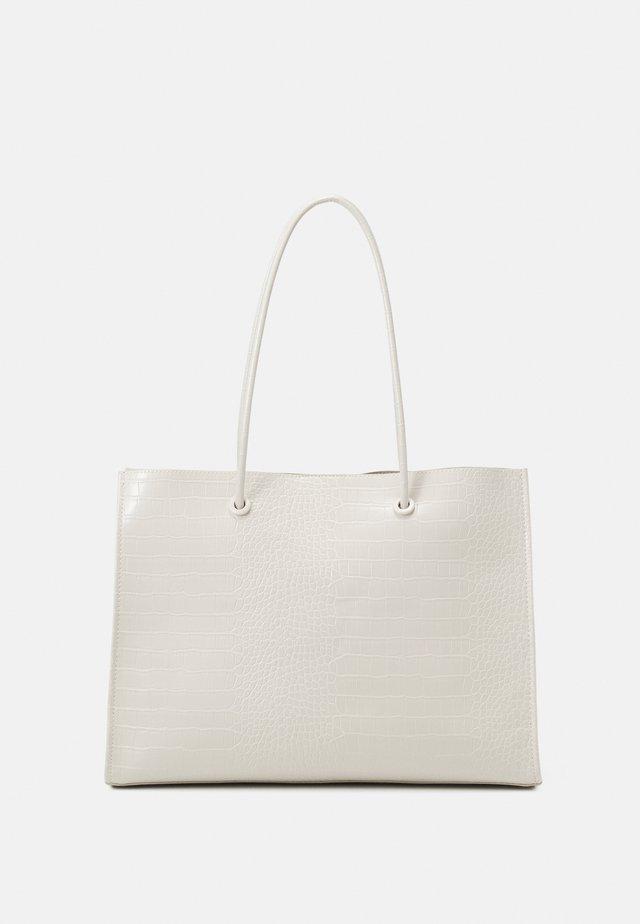 TAMILA - Shopping bag - beige