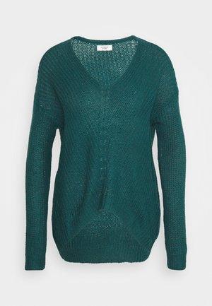 JDYNEW MEGAN - Sweter - dark green