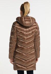 DreiMaster - Winter coat - tabak - 2