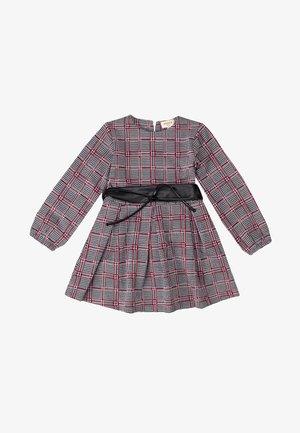 WELSH CHECK  - Gebreide jurk - multicolor