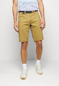 Only & Sons - ONSWILL CHINO  - Kraťasy - dull gold - 0