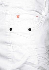 Cecil - Denim shorts - weiß - 4
