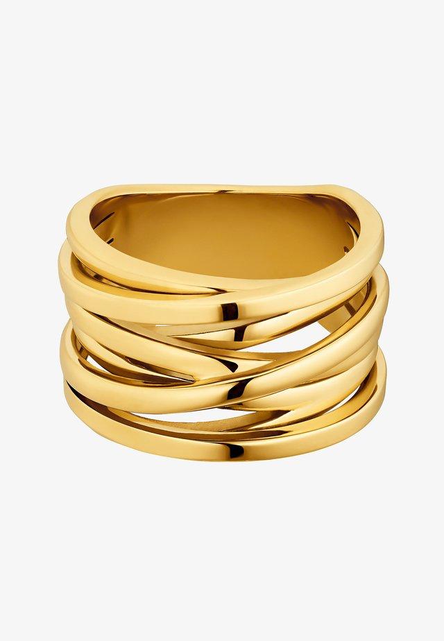 SERPI - Ring - goldfarbend