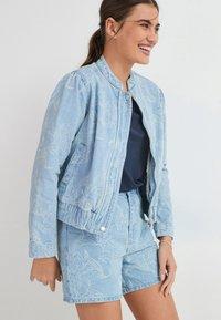 Next - Denim jacket - blue - 0
