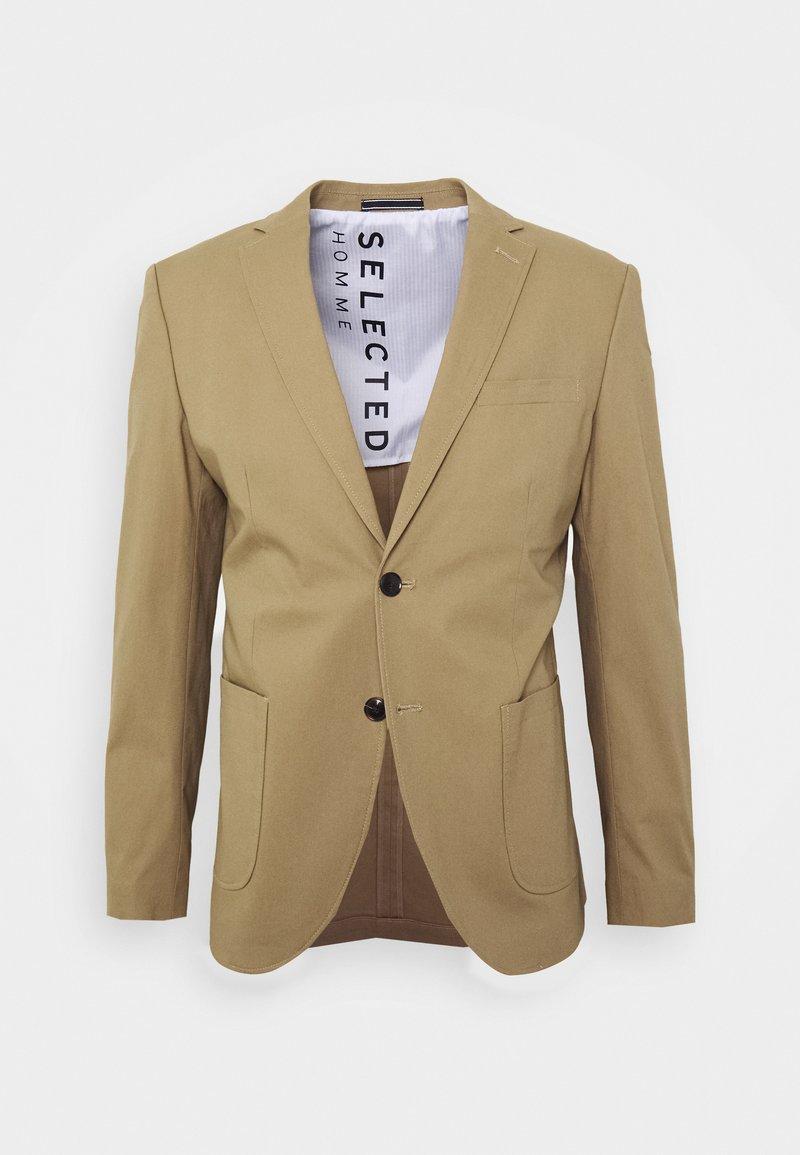 Selected Homme - SLHSLIM TREY - Blazer jacket - kelp