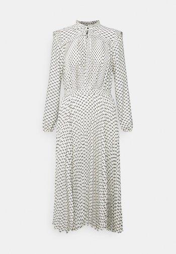 RIPLETTA - Maxi dress - nœuds ecru