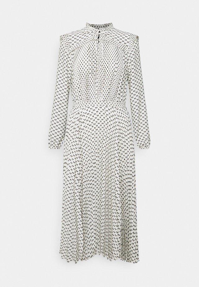 RIPLETTA - Maxi-jurk - nœuds ecru