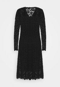 Rosemunde - DRESS - Cocktailjurk - black - 1