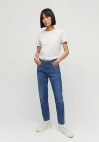 ARMEDANGELS - CAJAA - Straight leg jeans - light blue - 1