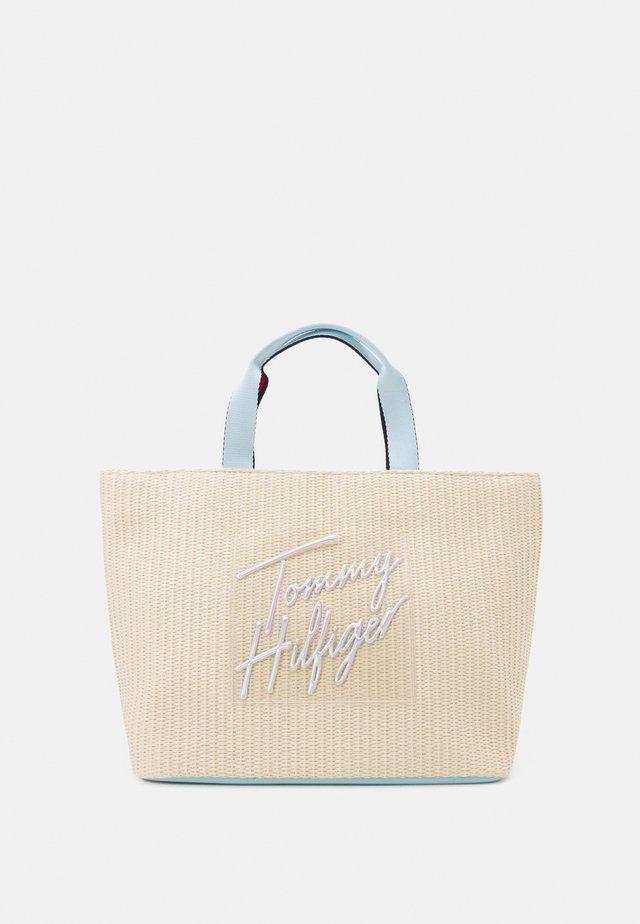 MINI ME BEACH BAG - Handtasche - frost blue