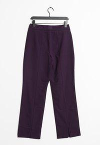 MAC - Trousers - purple - 1