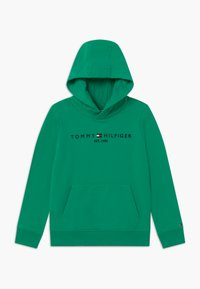 Tommy Hilfiger - ESSENTIAL HOODIE UNISEX - Sweat à capuche - green - 0