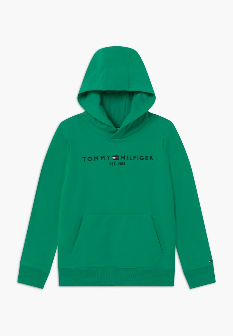 Tommy Hilfiger - ESSENTIAL HOODIE UNISEX - Sweat à capuche - green