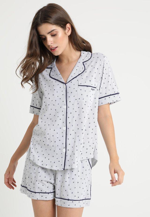 TOP BOXER PJ - Pyjama set - winter white