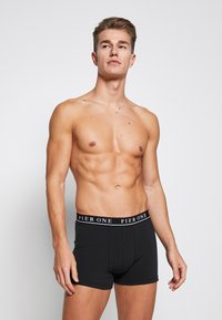 Pier One - 5 PACK - Panty - black - 0