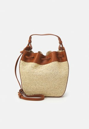 OJITA - Handbag - natural