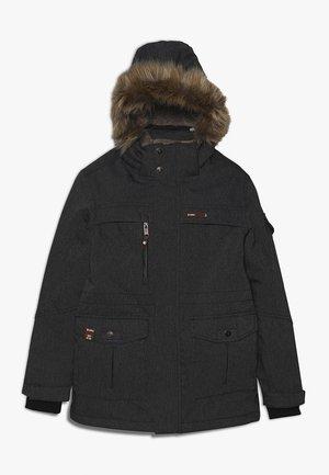 KAAPO - Outdoorová bunda - denim anthrazit