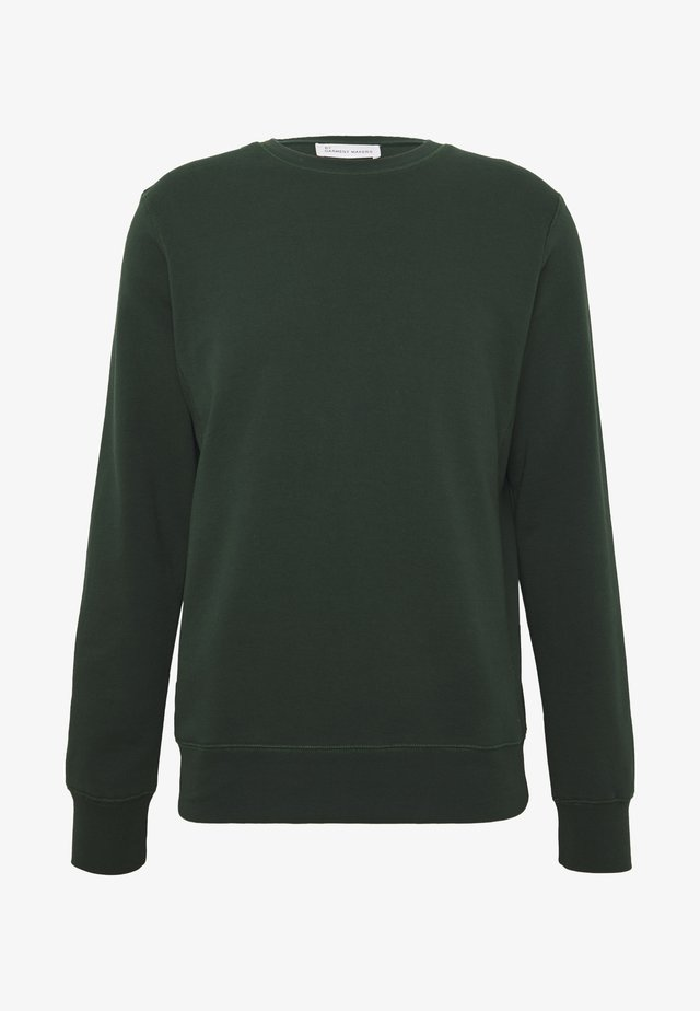 UNISEX THE ORGANIC SWEATSHIRT - Felpa - pine grove