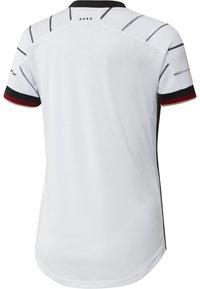 adidas Performance - DEUTSCHLAND DFB HEIMTRIKOT - Club wear - white - 6