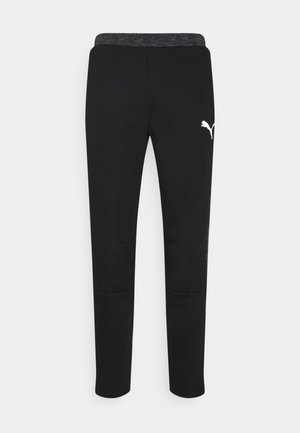 EVOSTRIPE PANTS - Trainingsbroek - black