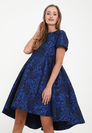 SIMFILIY - Day dress - schwarz, indigo