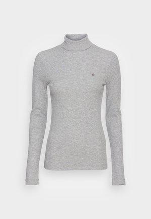 SKINNY ROLL - Jumper - light grey heather