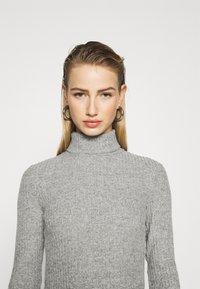 Even&Odd - Pouzdrové šaty - mottled grey - 3