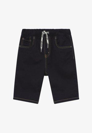 PULL ON SHORT - Shorts di jeans - dress blues
